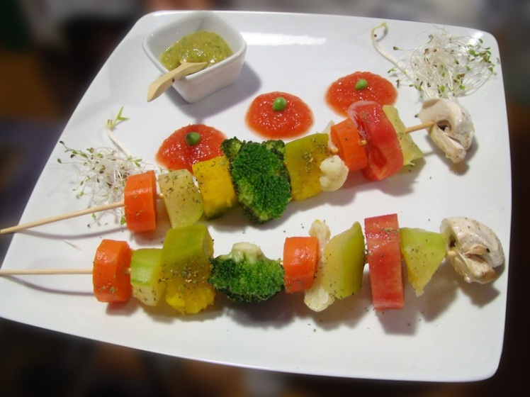 a Brochetas copy