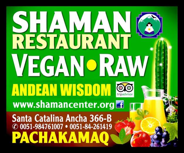 Shaman Vegan Raw